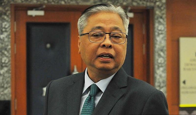 Menteri Kanan Kabinet 2020