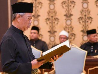 1 Muhyiddin Yassin Perdana Menteri Ke-8
