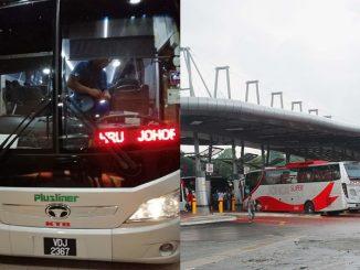 Jalani Ujian Saringan Tapi Tak Kuarantin, Penumpang Bas Dari Johor Ke Kuantan Positif COVID-19