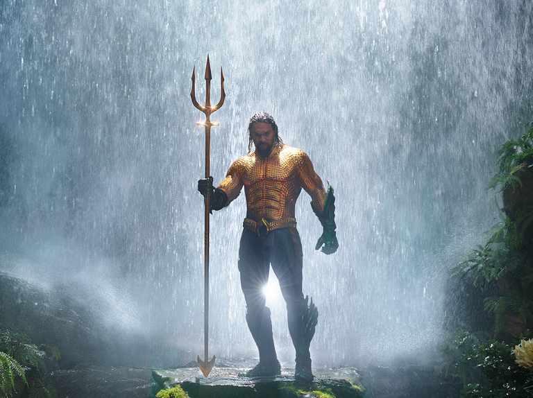 Donnie Yen Aquaman 2