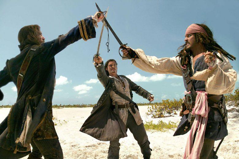 Johnny Depp Kembali Watak Jack Sparrow