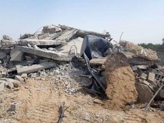 Israel Musnahkan Klinik Palestin COVID-19