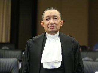 Idrus Harun Peguam Negara 1