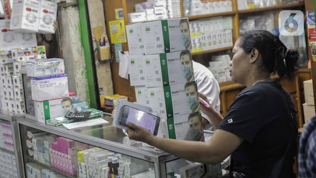 Indonesia Sahkan kes Pertama, rakyat Lakukan Pembelian Panik 2