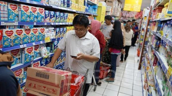 Indonesia Sahkan kes Pertama, rakyat Lakukan Pembelian Panik 3