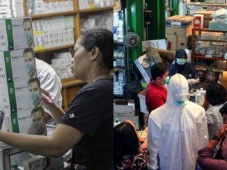 Rakyat Indonesia Pembelian Panik