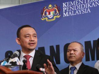 Kementerian Pendidikan Malaysia Mangsa Politik Parti 2