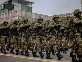 Khidmat Tentera Mungkin Digunakan Jika Orang Ramai Masih Berdegil