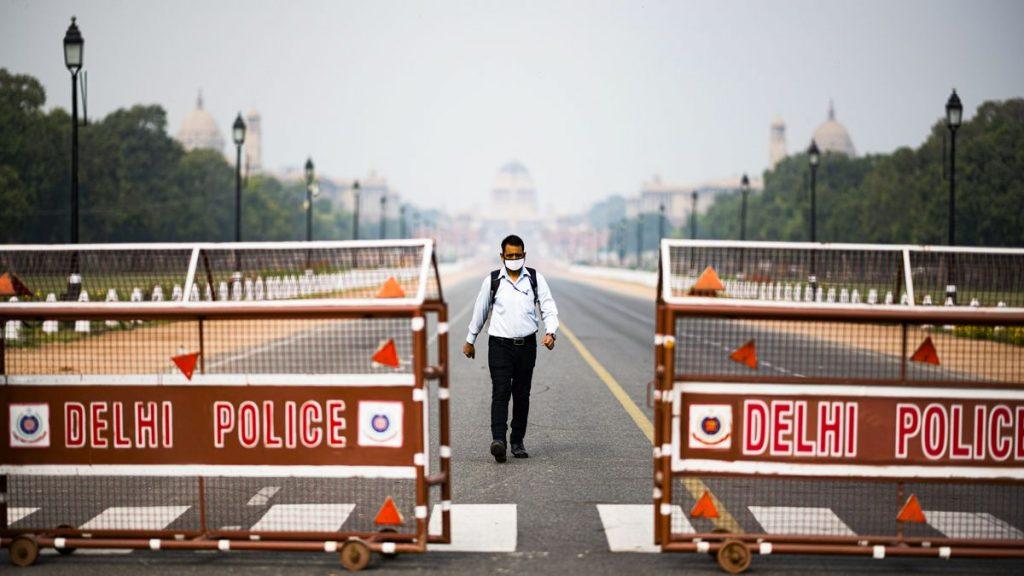 Lebih 1 Juta Penduduk Dijangka Positif COVID-19, India Keluar Perintah 'Total Lockdown' 21 Hari 1