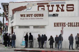 Amerika Pembelian Panik Senjata Api