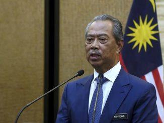 Senarai Penuh Kabinet Malaysia 2020