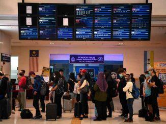 Sabah Sarawak Tak Balik Kampung