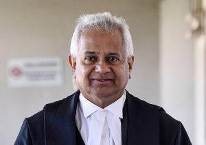 Tommy Thomas Dedah Sebab Peletakan Jawatan Peguam Negara