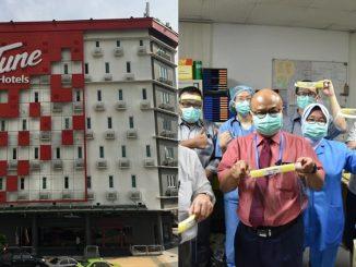 Tune Hotels Tawar Penginapan Percuma Berserta Sarapan Buat 'Frontliners' 2