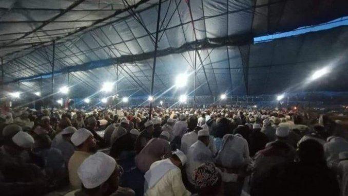 Acara Ijtima Indonesia Batal