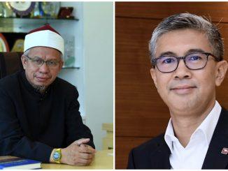Dr Zulkifli Tengku Zafrul Menteri