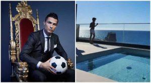 Ronaldo Kuarantin Dengan Beli Sebuah Pulau