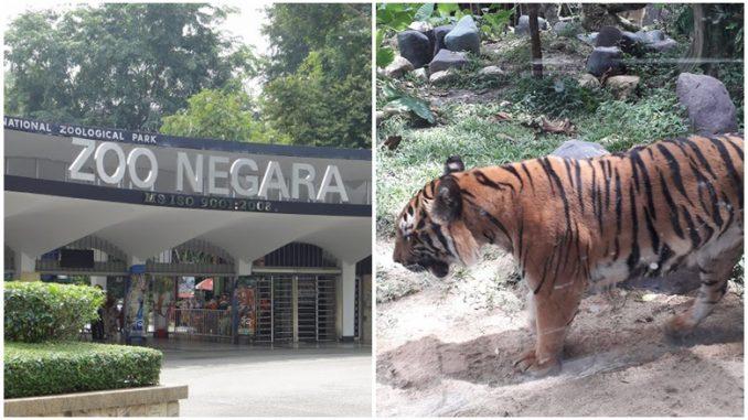 Zoo Negara PKP