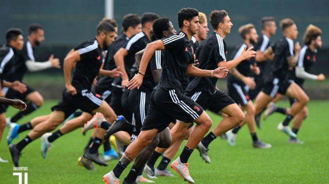Pemain Juventus Positif Covid-19