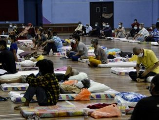 Dua Isu Besar 800 Gelandangan Akan Diberikan Kerja Tetap Selepas Berakhirnya PKP 1