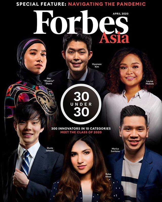 Ahli gusti berhijab Disenarai Forbes