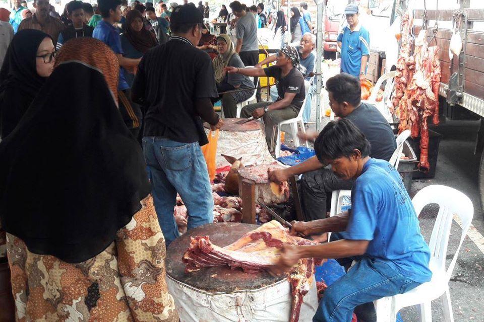 Hari Mantai Sebelum Ramadan
