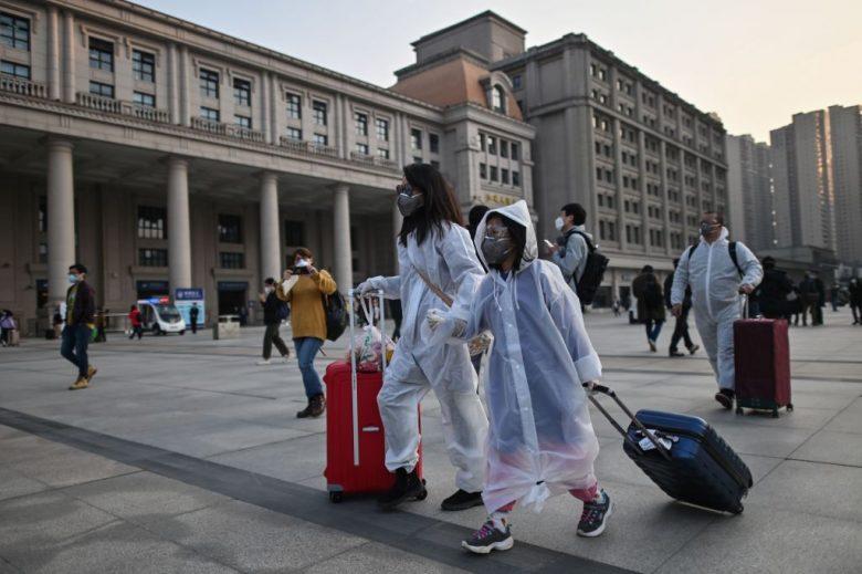 Wuhan Berkurung 76 Hari