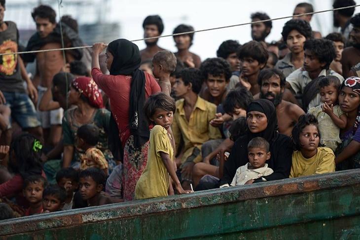 Isu Pelarian Rohingya Pilihan Atas Dasar Kemanusiaan Atau Keselamatan Negara
