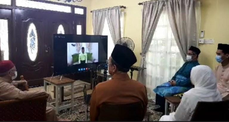 JAWI Laksana Majlis Akad Nikah Dalam Talian Pertama Di Malaysia