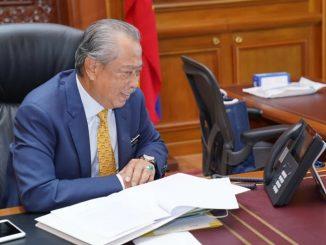 Saya Dipilih Jadi PM Dalam Situasi Luar Biasa – Muhyiddin Yassin