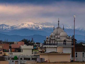 Selepas 30 Tahun, Gunung Himalaya Akhirnya Boleh Dilihat Dengan Jelas Dari Jarak Jauh