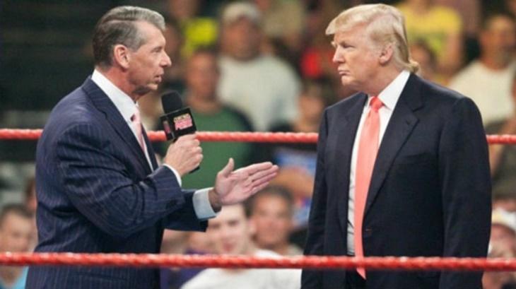 Trump Lantik CEO WWE Sebagai Penasihat Ekonomi Amerika Syarikat
