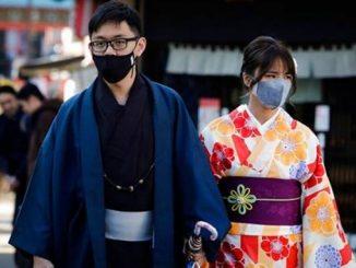 Penceraian Jepun COVID-19