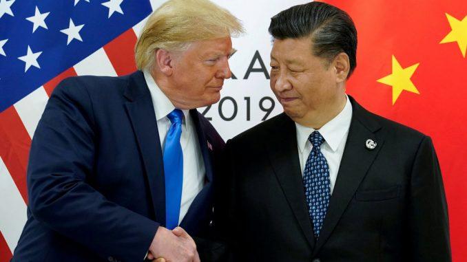 Amerika Tuduh China Curi COVID-19