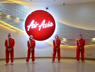 AirAsia Lanjut Tempoh Sah Akaun Kredit