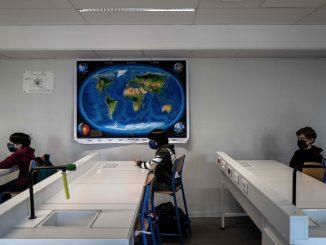 Kes Perancis Meningkat Buka Sekolah
