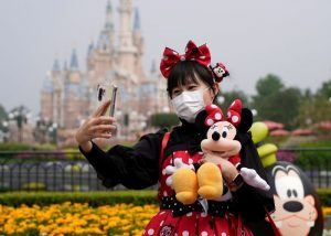 Shanghai Disneyland Buka Semula