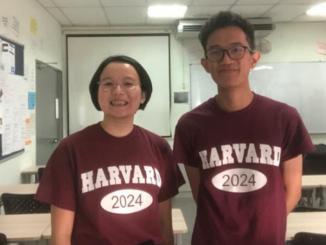 Dua Pelajar Malaysia Bakal Ke Harvard Untuk Pengajian Sarjana