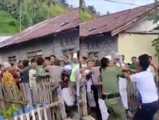 Ketua Kampung Dikejar Dan Dipukul Penduduk Hanya Kerana Larang Solat Aidilfitri Berjemaah