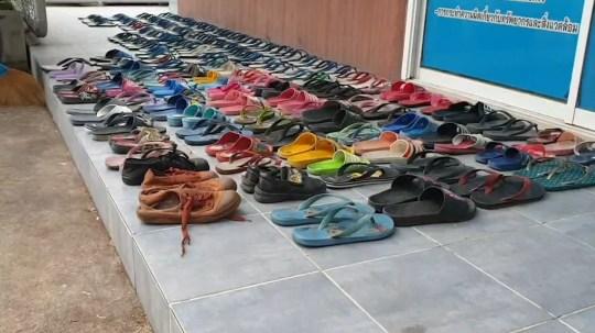 Lelaki Bernafsu Pelik Sanggup Curi Kasut Dan Sepatu Jiran Tetangga 1