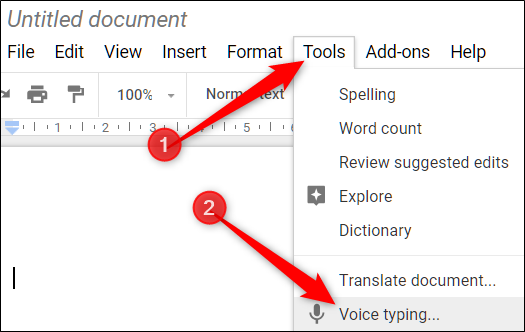 Lihat Bagaimana Google Voice Typing Bantu Anda Siapkan Tugasan Dengan Lebih Cepat