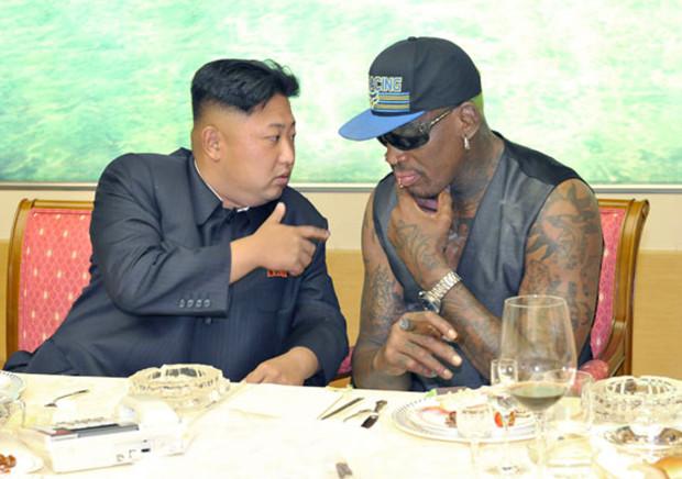 Pemain Bola Keranjang Dedah Bagaimana Beliau Berparti Bersama Kim Jong-un
