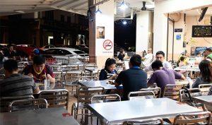 Selangor Benarkan Pelanggan Makan Di Kedai Bermula Hari Ini
