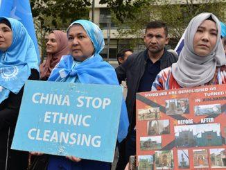 Tidak Mahu Bersubahat, AS Tekan China Tentang Isu Penindasan Etnik Uighur