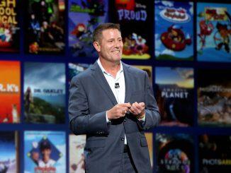 Eksekutif Disney Terima CEO TikTok