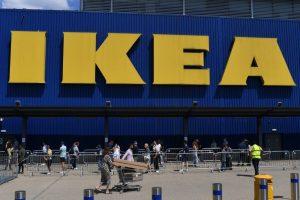 IKEA Sumber Kayu Haram