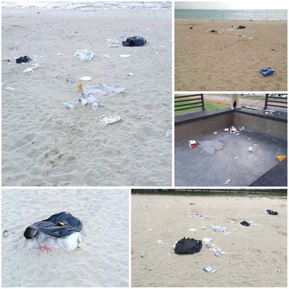 Pantai Sampah PKP
