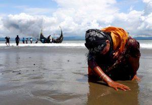 Rohingya Pulau Sempadan Masuk Malaysia