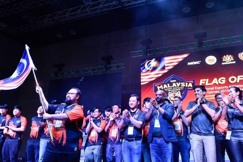 e-sukan belia Malaysia
