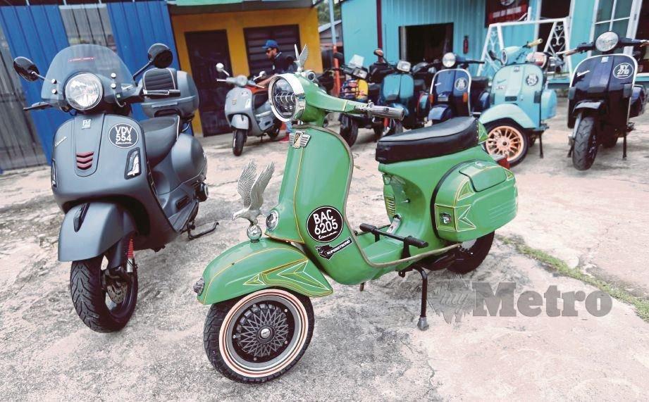 Beli Dengan Harga RM80, Tapi Vespa Klasik Ini Mampu Dijual Sehingga Lebih RM11,000